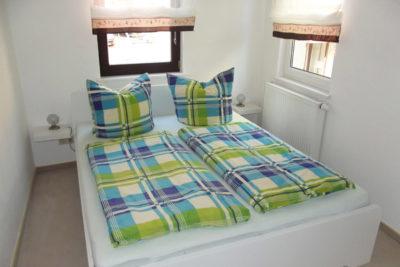 Ferienwohnung mit Schlafzimmer